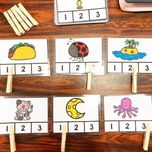 Syllables! Syl*a*bles - ANCHOR CHARTS AND PAPER HEARTS