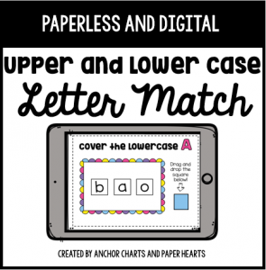 Upper and Lower Case Match